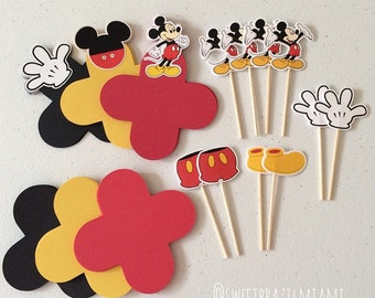 Mickey Mouse Candy and brigadeiro holder 24 cups