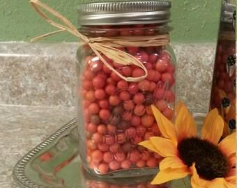 Fall Mason Jar || Fall Decor || Jar Decor || Canning Jar || Canning Jar Decor