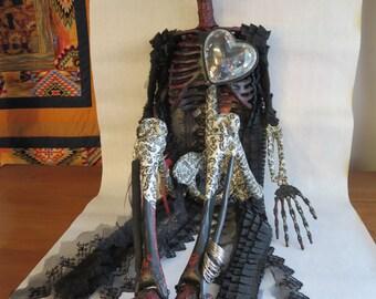 Vampire Skeleton