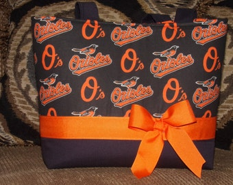MLB Baltimore Orioles Purse