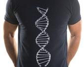 Cycling DNA - Men's Cycling Tee Shirt Gifts For Cyclists