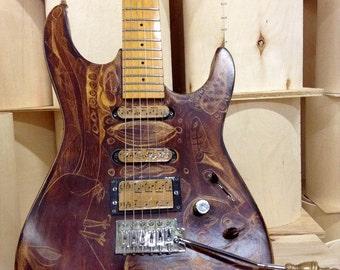 Rat-o-caster Electric Guitar