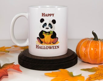 Cute Pumpkin Mug | Happy Halloween Mug | Halloween Pumpkin Mug | Halloween Cute Mug | Humor | Gift for Him | Gift for Her | Cuevex Mugs