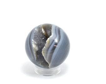 Geode Agate Sphere