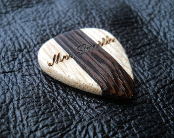 wooden pick, handmade, pick