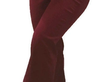 Womens Red trousers /small red pants