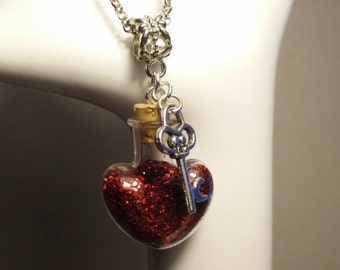 Health Potion Necklace