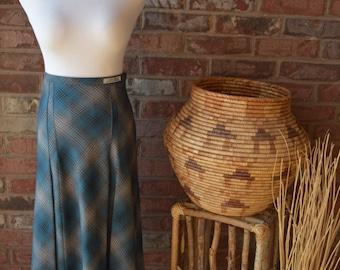 PENDLETON Wool A-Line Skirt NWT