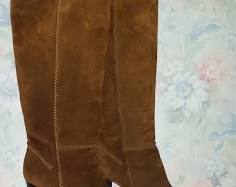 Boots vintage 70
