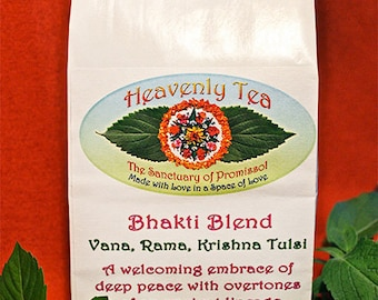 Heavenly Tea