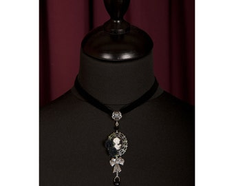 "Necklace ""night fragrance"""