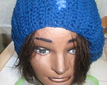 Awesome Sauce Slouch/Beanie Crochet Hat