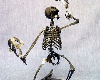 Drama Queen Skeleton