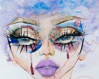 Jealous   ( Fine Art - Giclee  print)