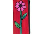 Pink Flower - Original Mi...