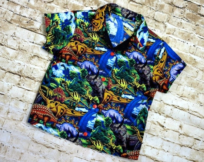 Dinosaur Birthday - Dinosaur Birthday Shirt - Dinosaur Shirt - Dinosaur Party - Toddler Boy Shirt - Toddler Boy Clothes - sizes 3T to 10 yrs