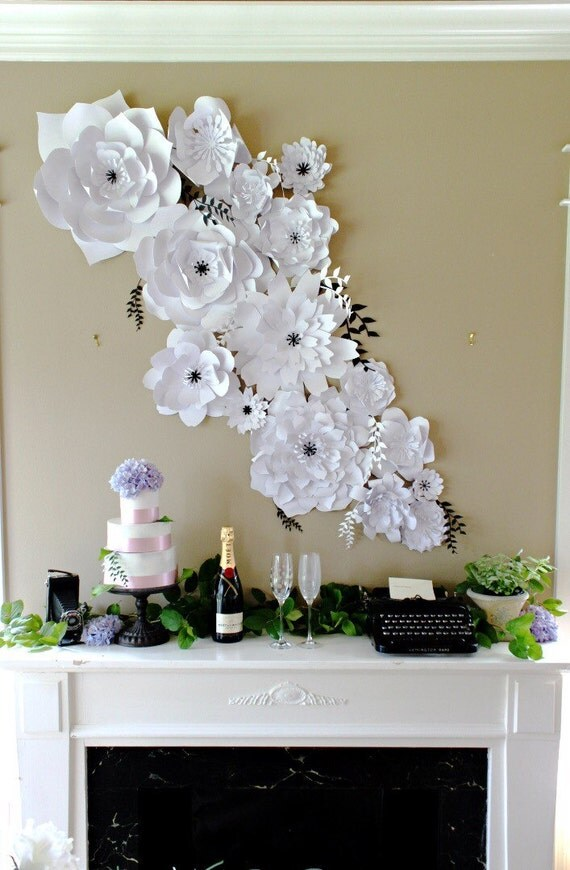paper flower backdrop photo backdrop photo booth