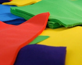 "Acrylic Craft Felt Sheets - 9"" X 12"", Over 40 Colours and Multiple Pack Sizes Available"