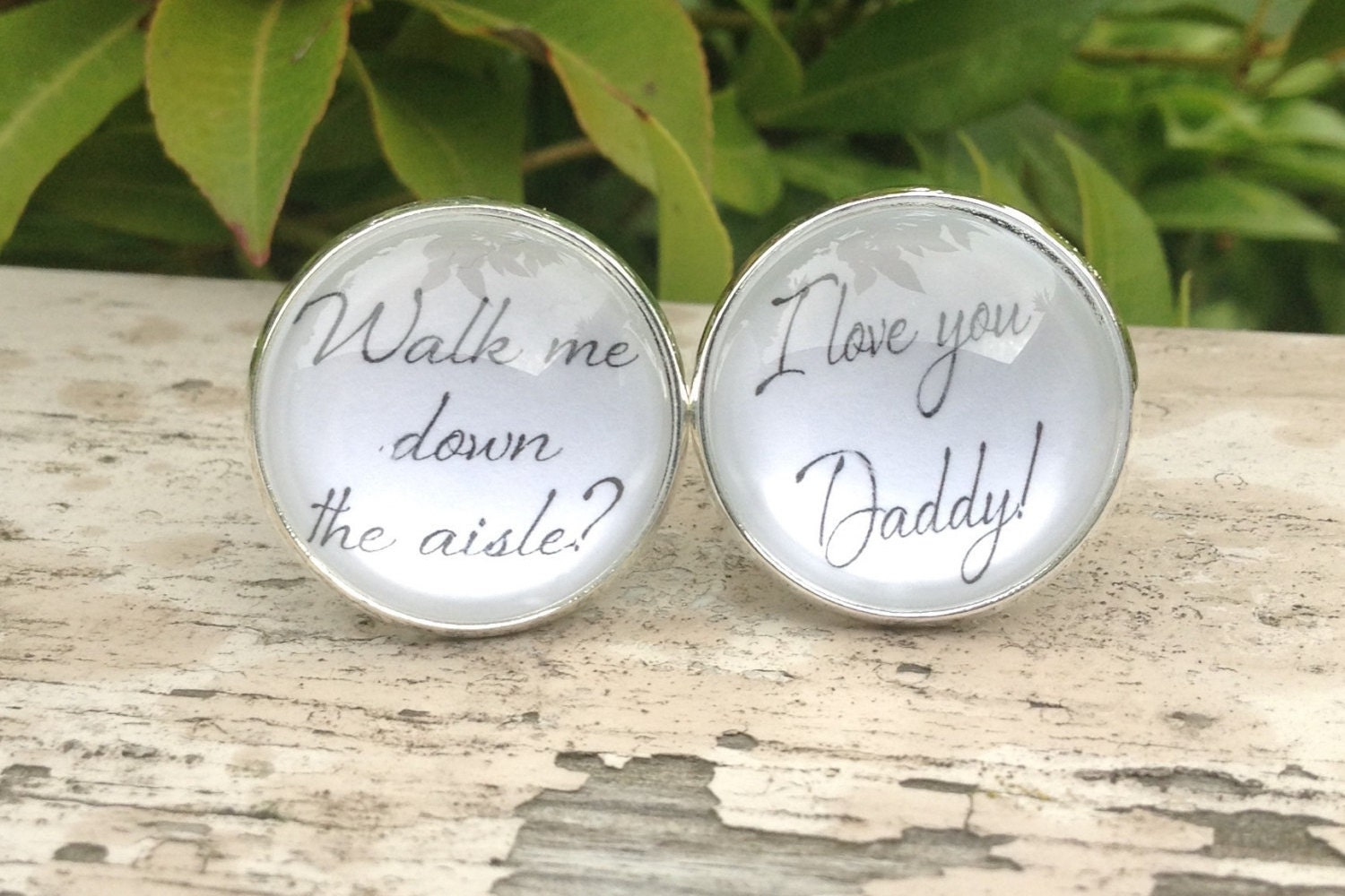 Father Of The Bride Walk Me Down The Aisle Gift For Dad