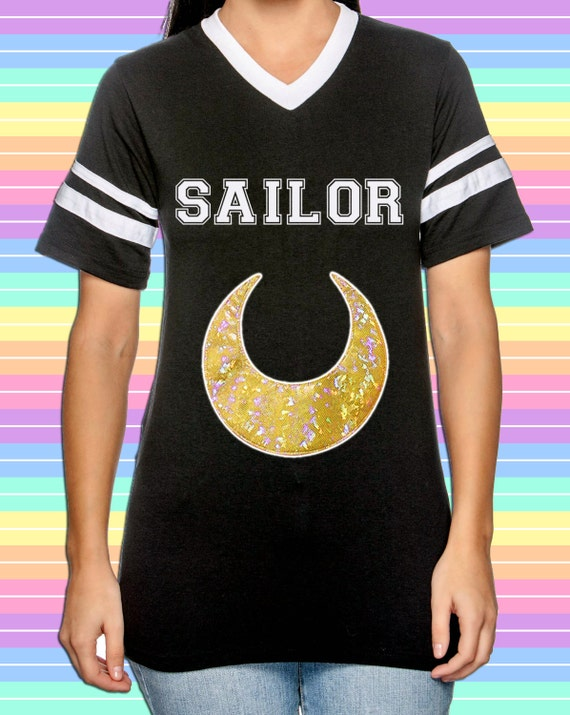 Sailor Moon Inspired Scout Jersey - Budget Version S-2X READ FULL DESCRIPTION