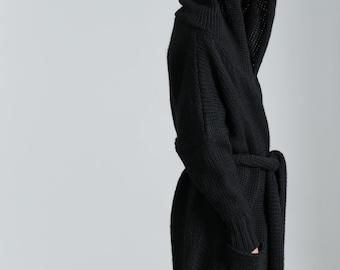 Hooded coat | Etsy