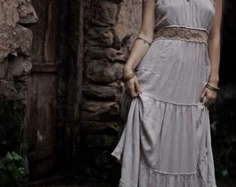 Lights Grey Summer Dress