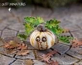 Enchanted Worried Pumpkin - HALLOWEEN RANGE