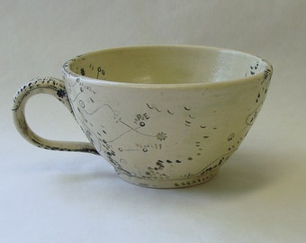 Chart Soup Mug