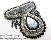 A Raven's Whisper Brooch Necklace SALE