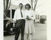 "Vintage Photo ""The Photographers"" Camera Snapshot Photo Antique Photo Black & White Photograph Found Photo Paper Ephemera Vernacular - 191"