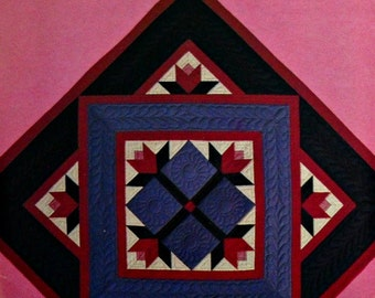 Successful Quilting, Volume 2 Mini Booklet, Supplement to Creative Quilting