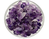 1/4 lb AMETHYST Rough Points n Pieces Bulk Mix (Approx 50 piece) Purple Healing Crystal and Stone Jewelry & Crafting Meditation Peace #W1