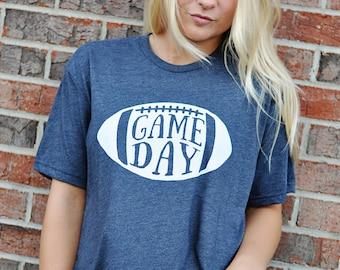 GAME DAY Football Shirt - Ladies football T-shirt