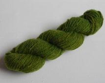 Leaf Green Tweed DK Skein 50g