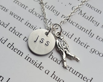 Just Survive Somehow JSS Walking Dead Zombie Necklace