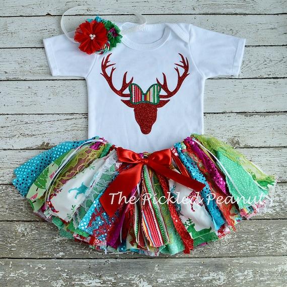 Christmas Dress Fabric