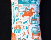 Forest Hill cushion