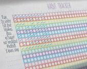 Printable Self Care Planner Goal Habit Tracker 30 Day Challenge ~ Checklist PDF Instant Download ~ 2017 ~ Self Improvement ~ Holistic Habits