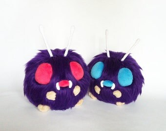 Venonat Pokemon Plush