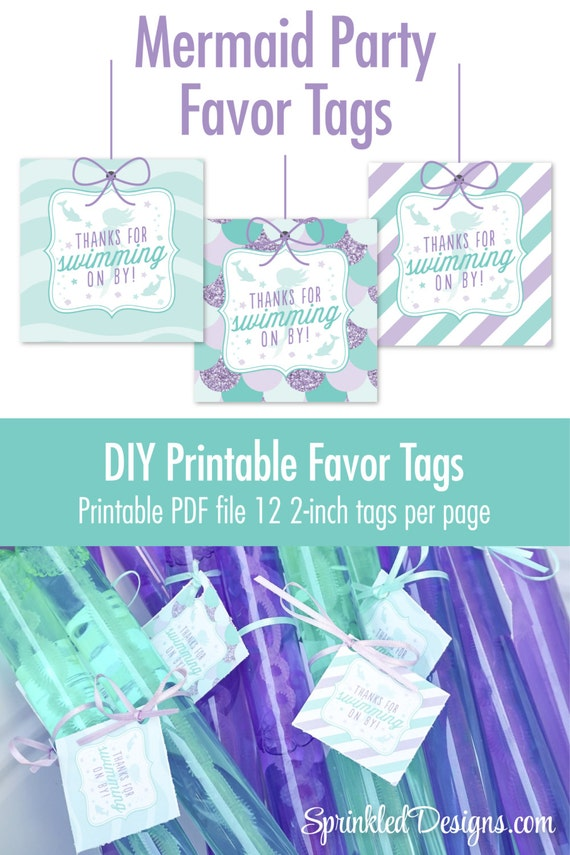 It is a picture of Versatile Printable Party Favor Tags
