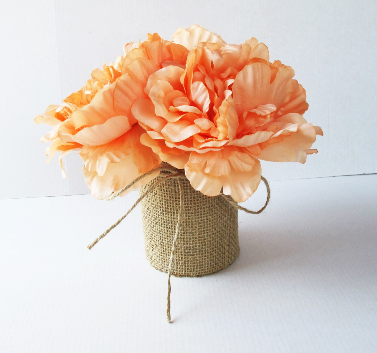 #B83313 Wedding Table Decor Creamy Peonies Decoration Soft Orange 5283 decoration table noel orange 1430x1339 px @ aertt.com