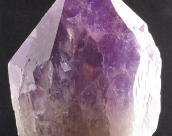 Exceptional Large Ametrine Crystal Point from Bolivia