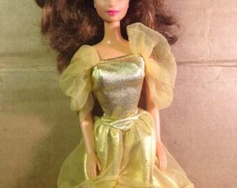 Disney Mattel Beauty and The Beast Beauty Vintage Doll