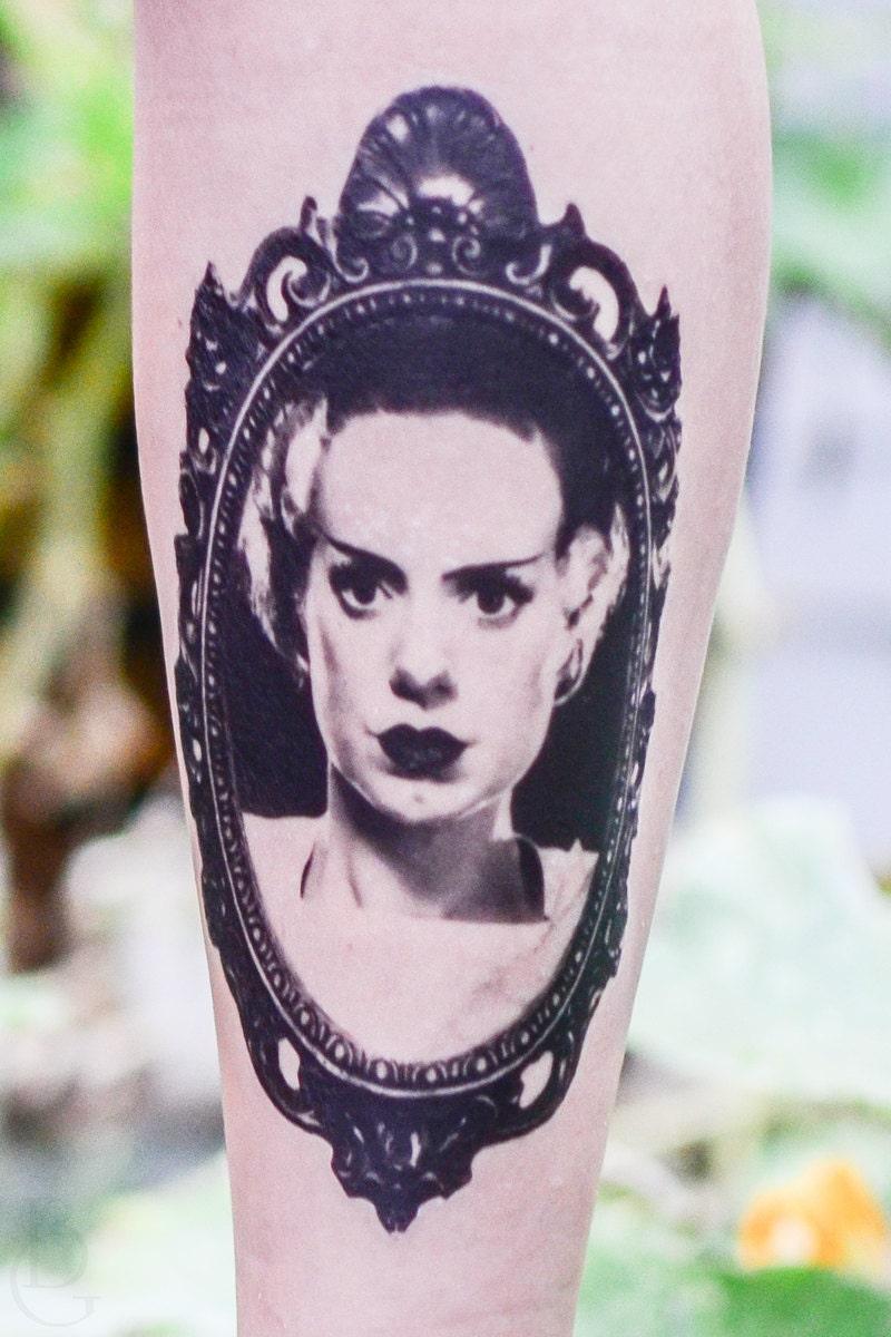 Frankenstein Full Body Tattoo | www.imgkid.com - The Image ...