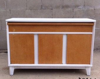 SOLD Mid Century Sideboard, Mid Century Buffet, Buffet and Sideboards, Mid Century Credenza, Buffet Table, Mid Century Console, Entryway