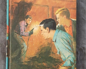 The Hardy Boys #25 The Secret Panel by Franklin W. Dixon Young Adult Kids Mystery Detective Book Novel Series FS