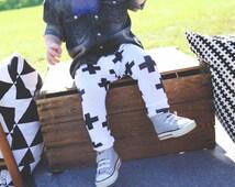 Unisex Baby/Toddler Leggings, Zain print