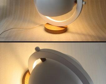 SATURN Desk & Wall Lamp