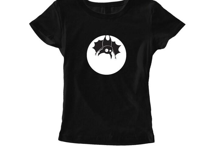 Hanging Bat T-Shirt for Women