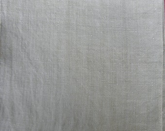 LIN: tablecloth end nineteenth, early twentieth very rustic, hemmed hand, 87 cm x 142 cm, authentic, excellent condition, rare.15euros